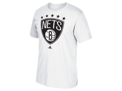 Brooklyn Nets adidas NBA Men's Pride Logo T-Shirt