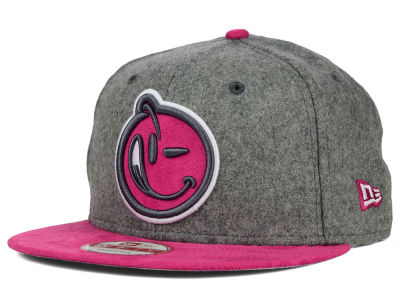 YUMS Melton Wool 9FIFTY Snapback Cap