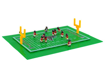 Atlanta Falcons OYO Football Team Game Time Set