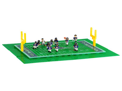 Baltimore Ravens OYO Football Team Game Time Set