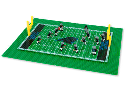 Carolina Panthers OYO Football Team Game Time Set