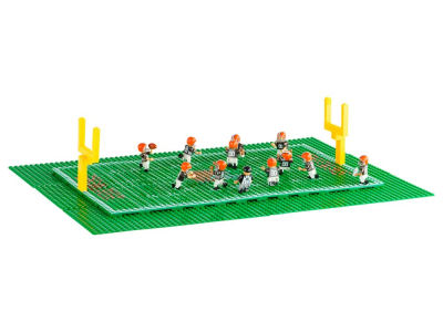 Cleveland Browns OYO Football Team Game Time Set
