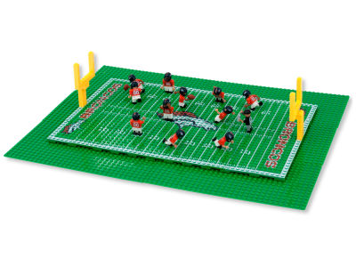 Denver Broncos OYO Football Team Game Time Set