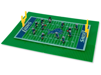 Detroit Lions OYO Football Team Game Time Set