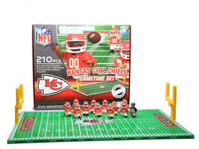 Kansas City Chiefs OYO Football Team Game Time Set