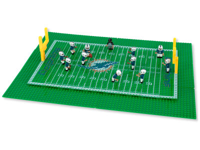 Miami Dolphins OYO Football Team Game Time Set