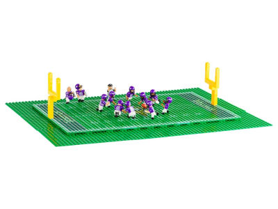 Minnesota Vikings OYO Football Team Game Time Set