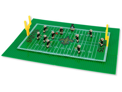 New Orleans Saints OYO Football Team Game Time Set