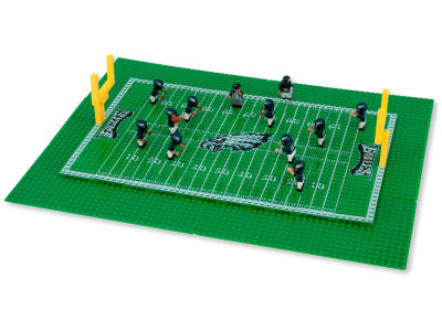 Philadelphia Eagles OYO Football Team Game Time Set