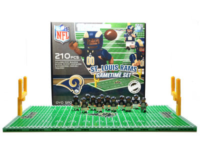 St. Louis Rams OYO Football Team Game Time Set