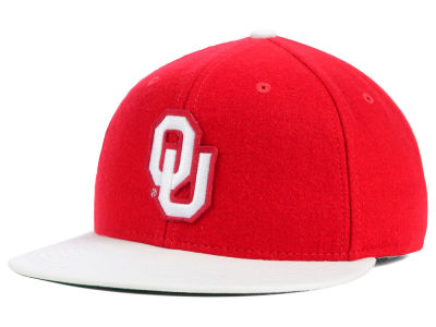 Oklahoma Sooners Nike NCAA Flannel True Fitted Cap