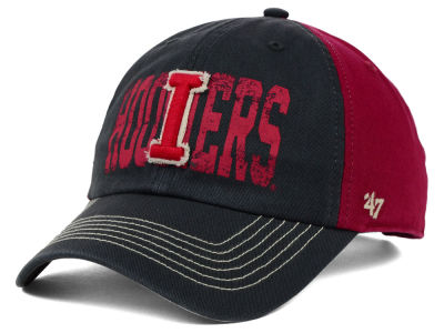 Indiana Hoosiers '47 NCAA Brack '47 CLEAN UP Cap