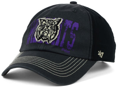 Kansas State Wildcats '47 NCAA Brack '47 CLEAN UP Cap