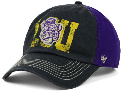 LSU Tigers '47 NCAA Brack '47 CLEAN UP Cap