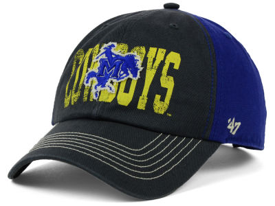 McNeese State Cowboys '47 NCAA Brack '47 CLEAN UP Cap