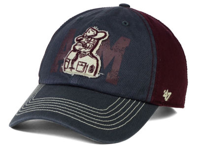 Texas A&M Aggies '47 NCAA Brack '47 CLEAN UP Cap