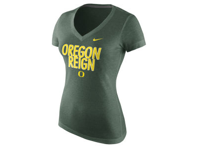 Oregon Ducks Nike NCAA Women's Local Triblend T-Shirt