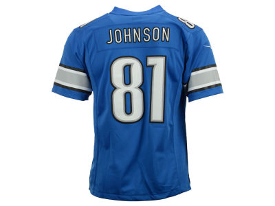 Detroit Lions Calvin Johnson Nike NFL Youth Limited Jersey