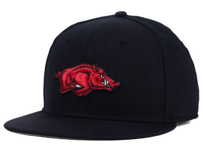 Arkansas Razorbacks Nike NCAA Wool True College Fitted Cap