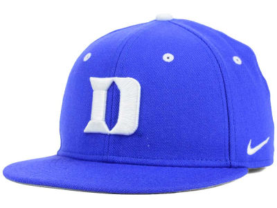 Duke Blue Devils Nike NCAA Wool True College Fitted Cap