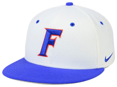 Florida Gators Nike NCAA Wool True College Fitted Cap
