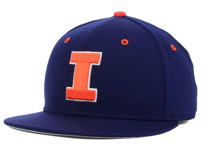 Illinois Fighting Illini Nike NCAA Wool True College Fitted Cap