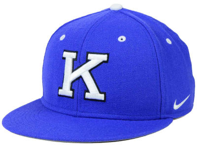 Kentucky Wildcats Nike NCAA Wool True College Fitted Cap