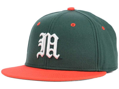 Miami Hurricanes Nike NCAA Wool True College Fitted Cap