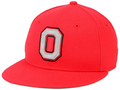 Ohio State Buckeyes Nike NCAA Wool True College Fitted Cap