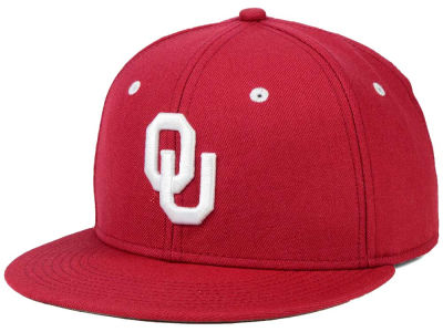 Oklahoma Sooners Nike NCAA Wool True College Fitted Cap