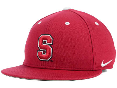 Stanford Cardinal Nike NCAA Wool True College Fitted Cap