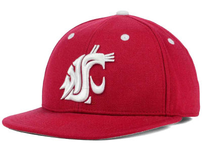 Washington State Cougars Nike NCAA Wool True College Fitted Cap