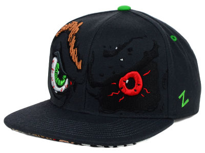 Zephyr Zombie Menace Snapback Hat