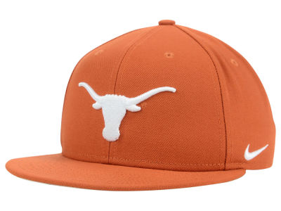 Texas Longhorns Nike NCAA Player True Snapback Hat