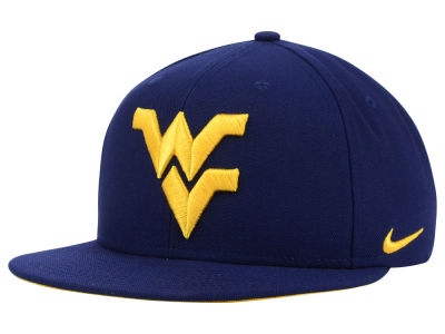West Virginia Mountaineers Nike NCAA Player True Snapback Hat