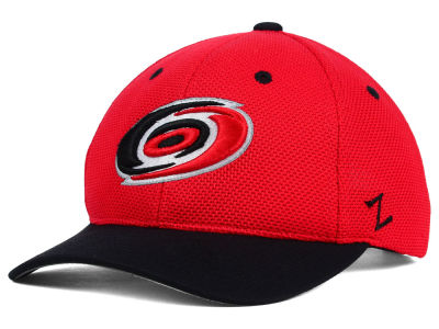 Carolina Hurricanes Zephyr NHL Youth Tyke Adjustable Hat