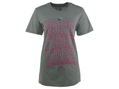 Kansas Jayhawks adidas NCAA Men's Hope Fight Cure T-Shirt
