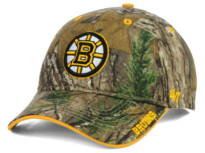 Boston Bruins '47 NHL Real Tree Frost Cap