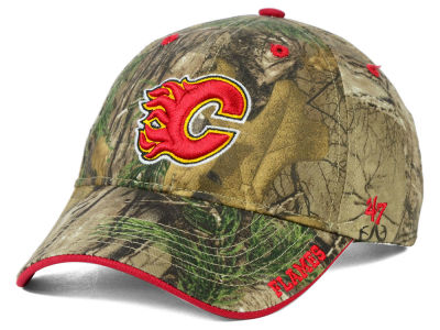 Calgary Flames '47 NHL Real Tree Frost Cap