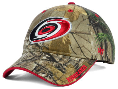 Carolina Hurricanes '47 NHL Real Tree Frost Cap