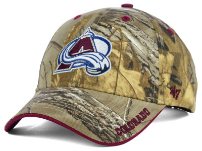 Colorado Avalanche '47 NHL Real Tree Frost Cap