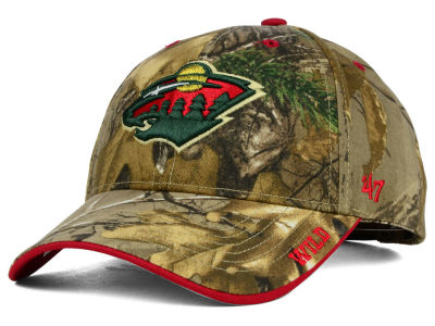 Minnesota Wild '47 NHL Real Tree Frost Cap