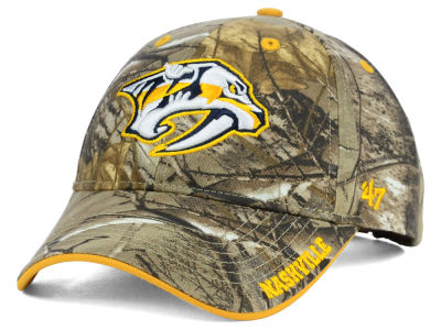 Nashville Predators '47 NHL Real Tree Frost Cap