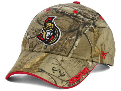 Ottawa Senators '47 NHL Real Tree Frost Cap