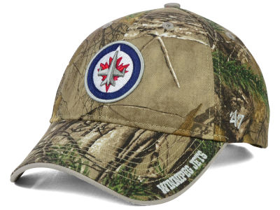 Winnipeg Jets '47 NHL Real Tree Frost Cap