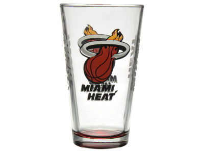 Miami Heat Elite Pint Glass