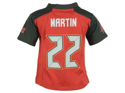 Tampa Bay Buccaneers Doug Martin Nike NFL Toddler Game Jersey