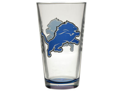 Detroit Lions Elite Pint Glass
