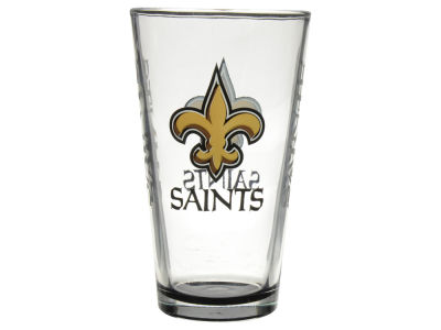 New Orleans Saints Elite Pint Glass
