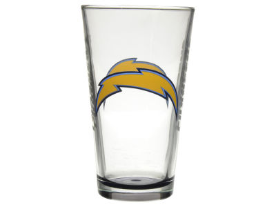 San Diego Chargers Elite Pint Glass